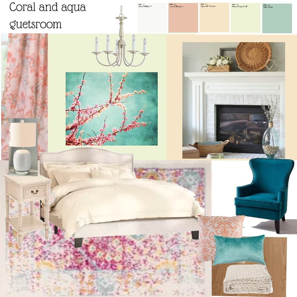 Mary's guest room 2 Mood Board by Juli19 on Style Sourcebook