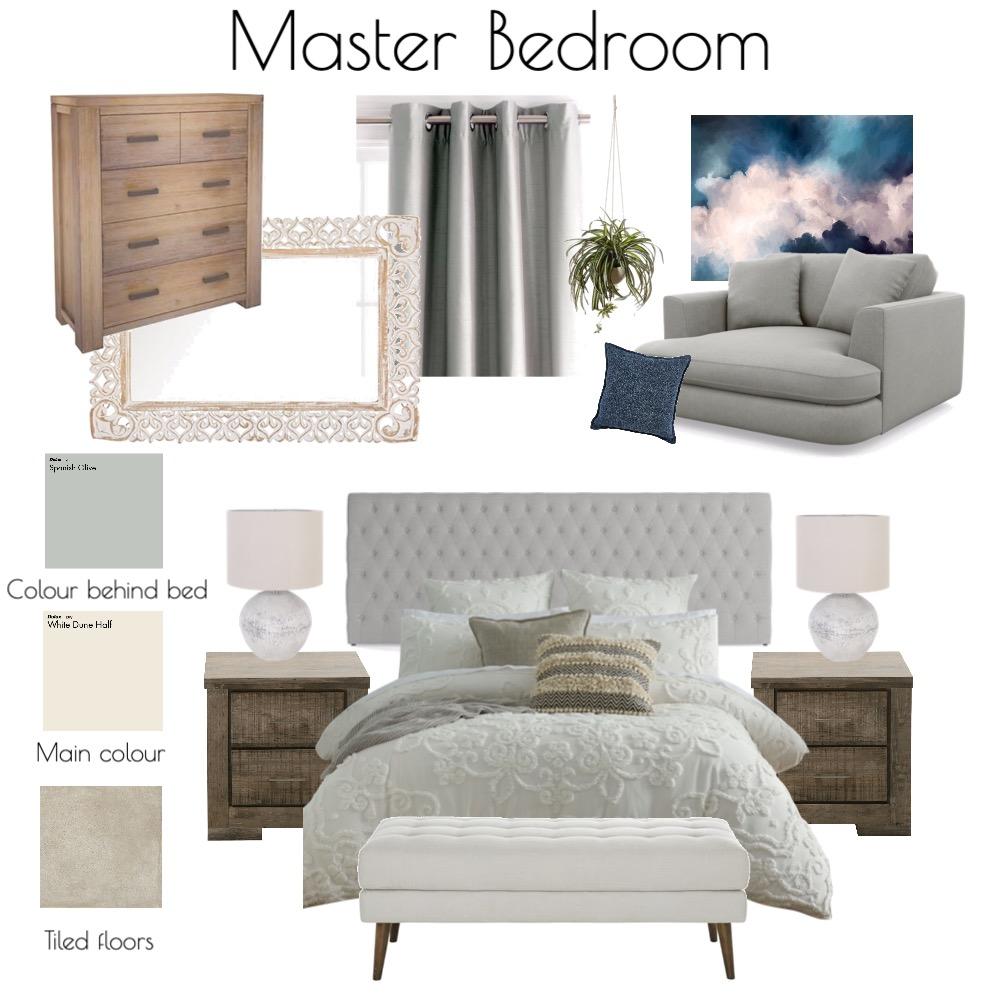 master bedroom Interior Design Mood Board by Rachelhorsley on Style Sourcebook