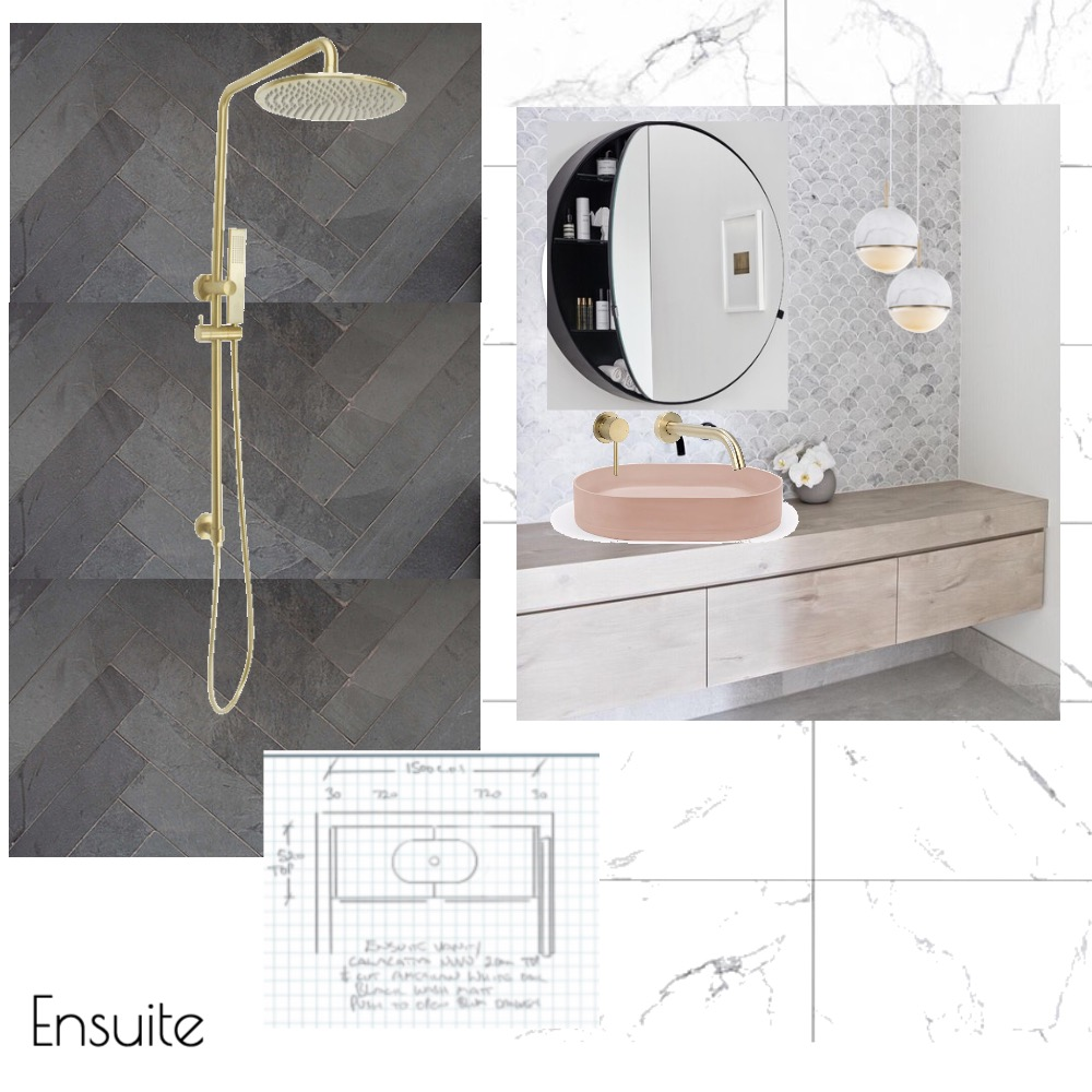Ensuite Patteson Mood Board by Style My Abode Ltd on Style Sourcebook