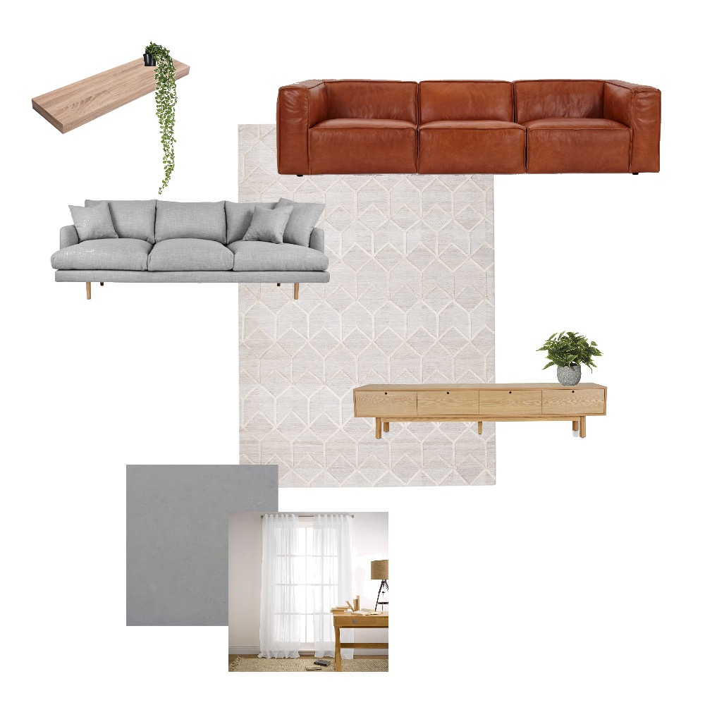 lounge Mood Board by venuskl on Style Sourcebook