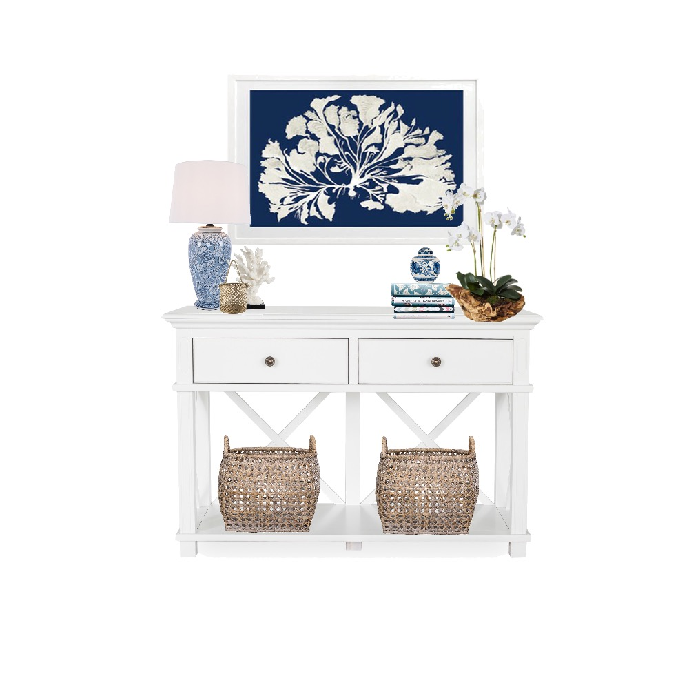 Styling a console table Mood Board by My Interior Stylist on Style Sourcebook