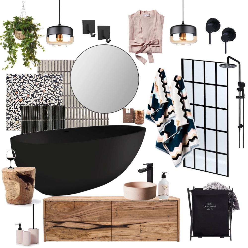 Luxury Bathroom Mood Board by Oleander & Finch Interiors on Style Sourcebook