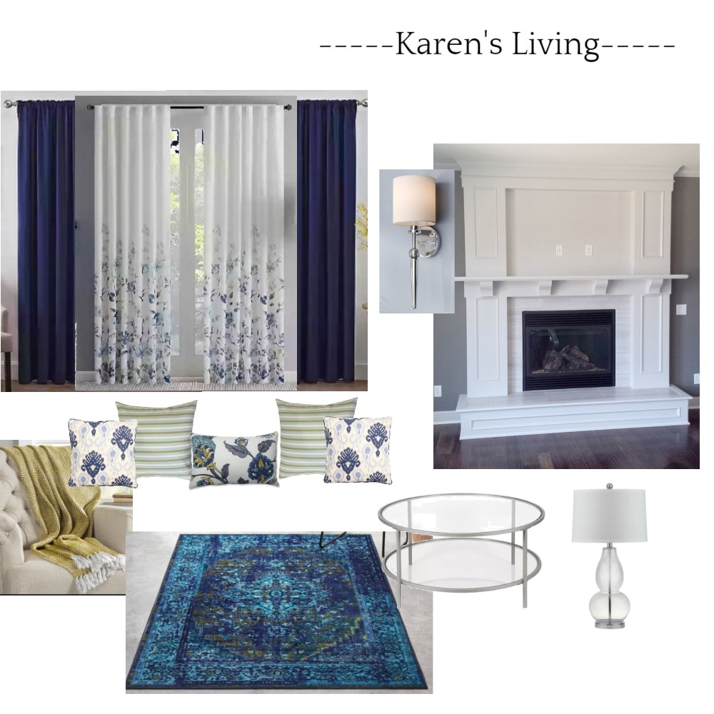Karen Squires Mood Board by jennis on Style Sourcebook