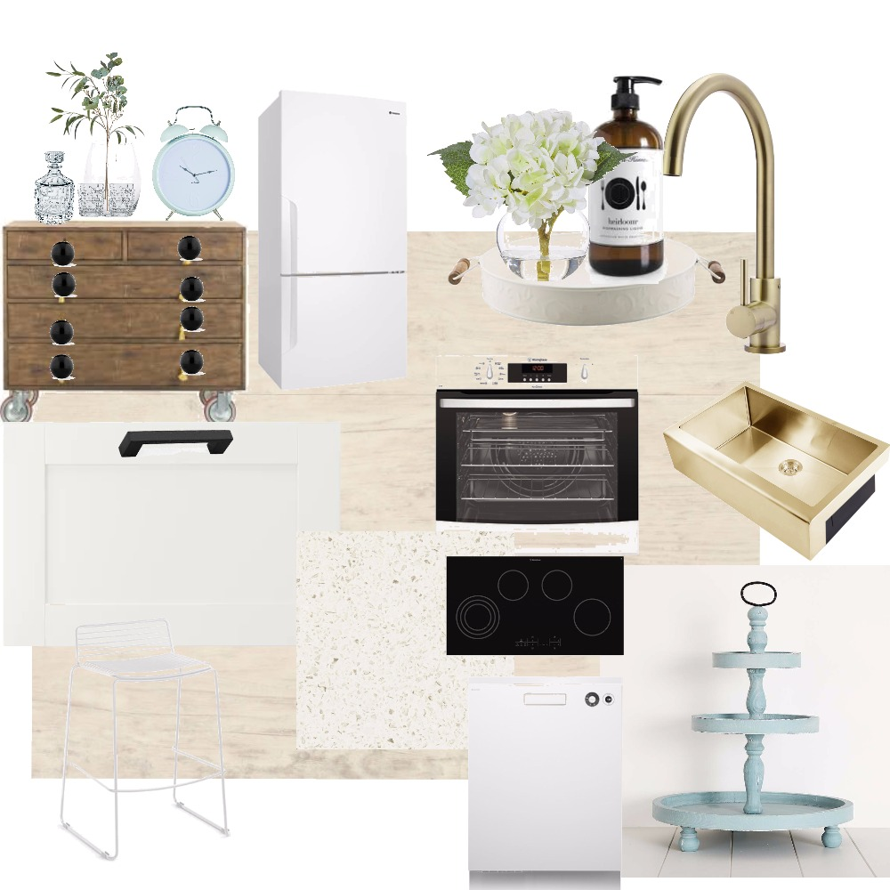 kitchen Mood Board by missklf on Style Sourcebook