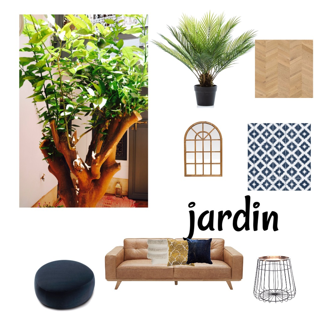 Jardin Mood Board by nickyb on Style Sourcebook