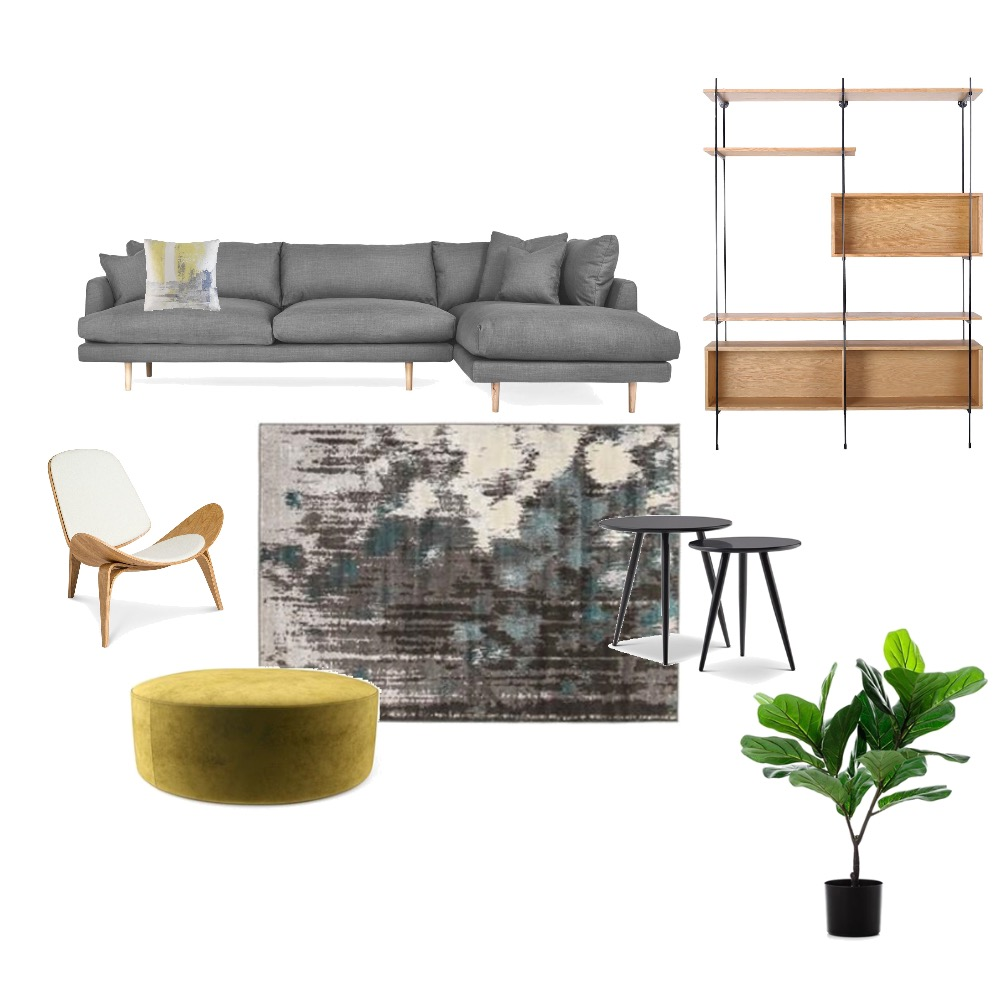 living 1 Mood Board by Rana on Style Sourcebook