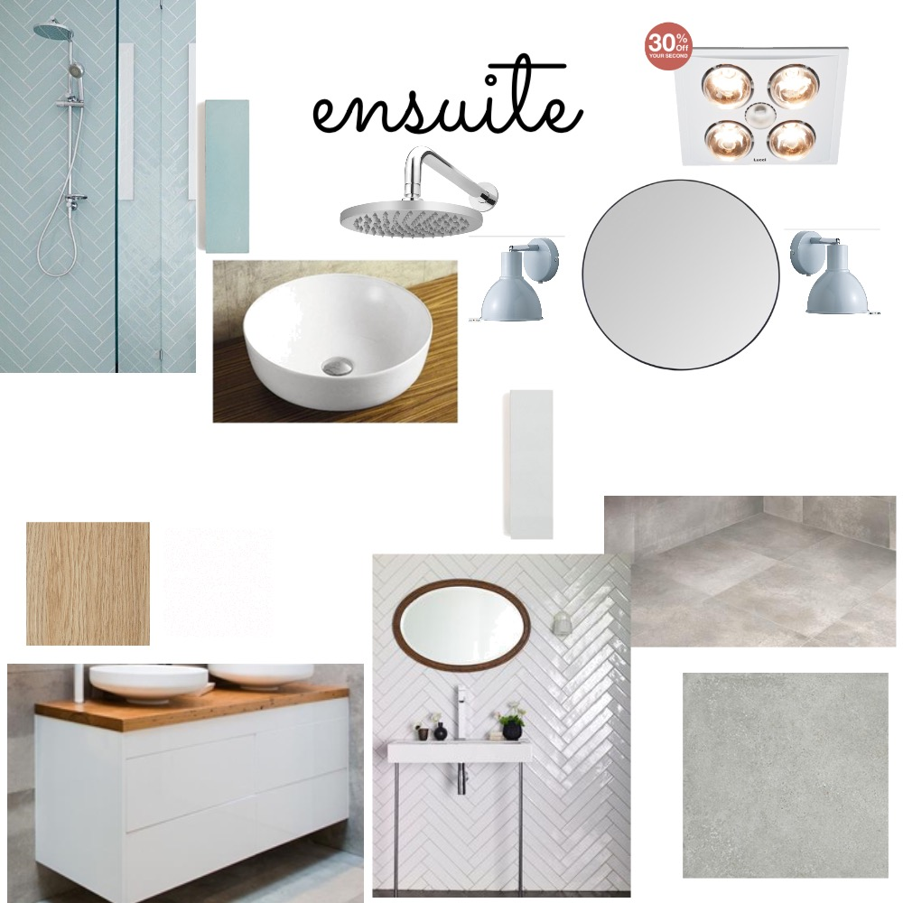 ensuite Mood Board by hannmcfen on Style Sourcebook