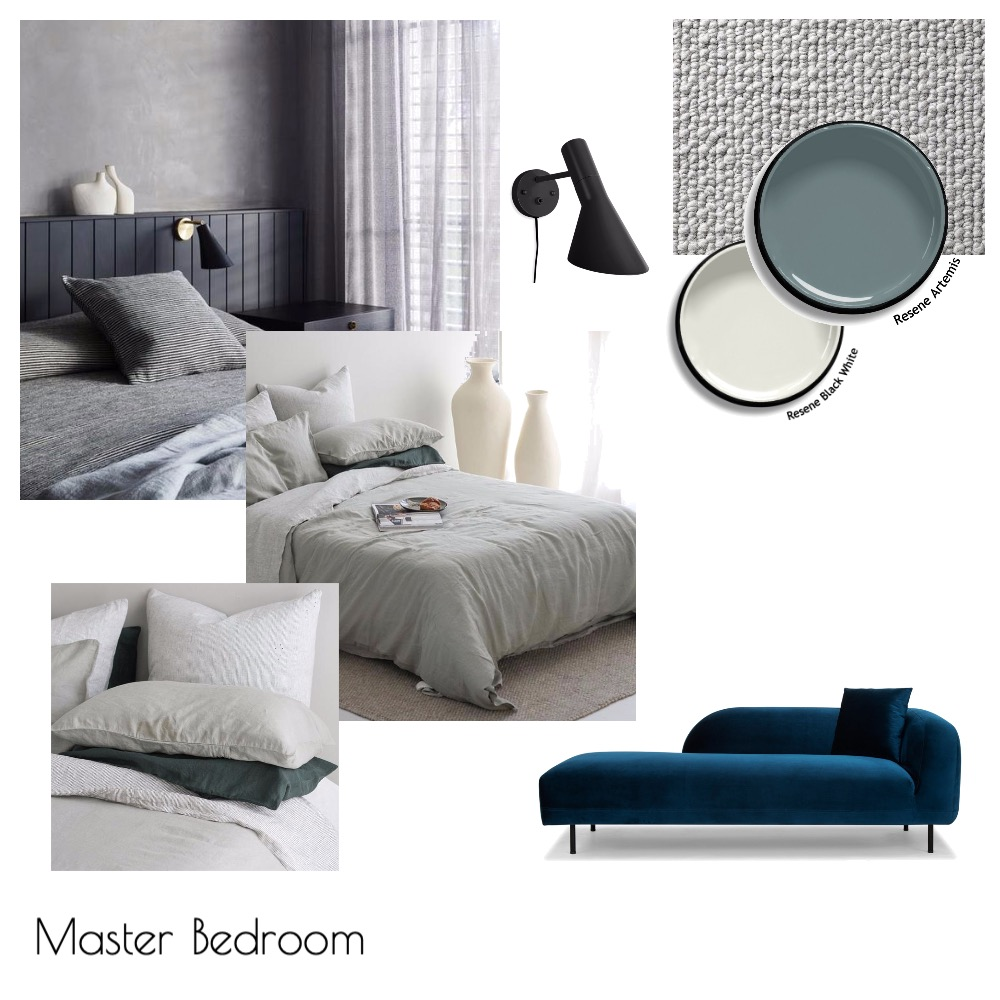 Master Bedroom - Patteson Mood Board by Style My Abode Ltd on Style Sourcebook