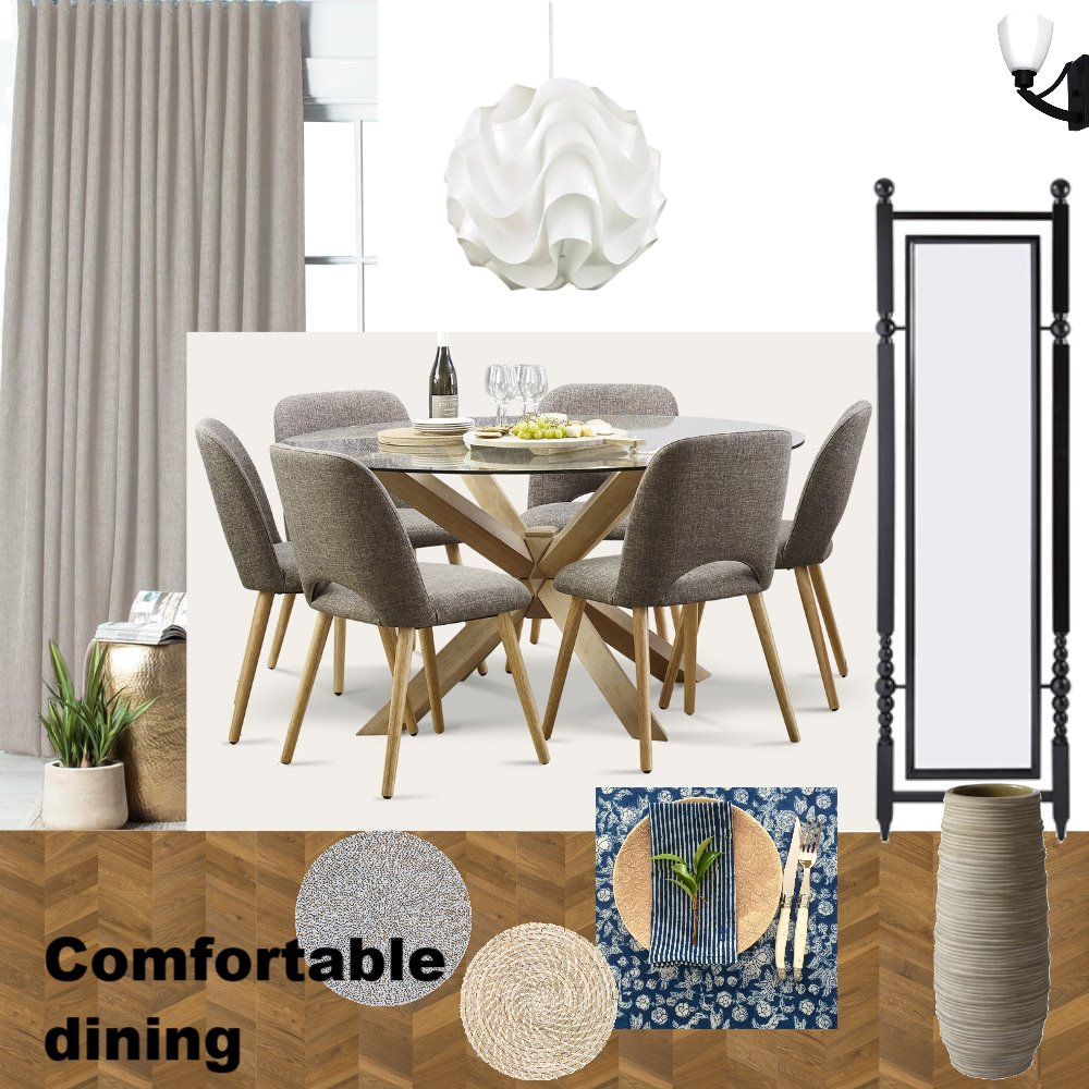 dining Mood Board by M' Design Architects on Style Sourcebook
