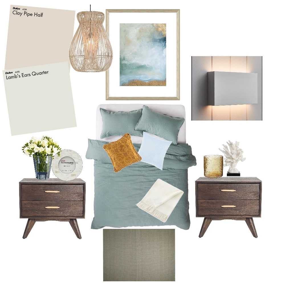 Bedroom Mood Board by Ldogan on Style Sourcebook