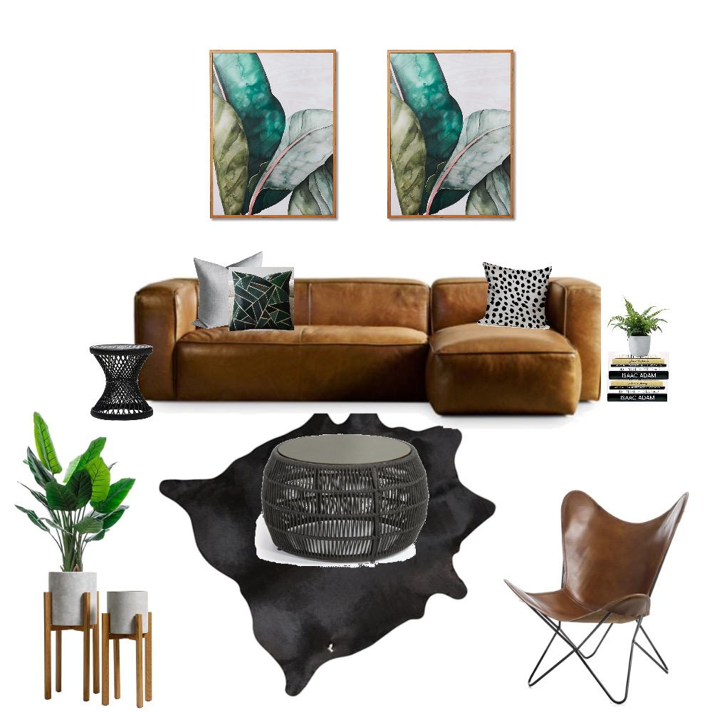 Jungle Luxe Mood Board by Melhawley on Style Sourcebook