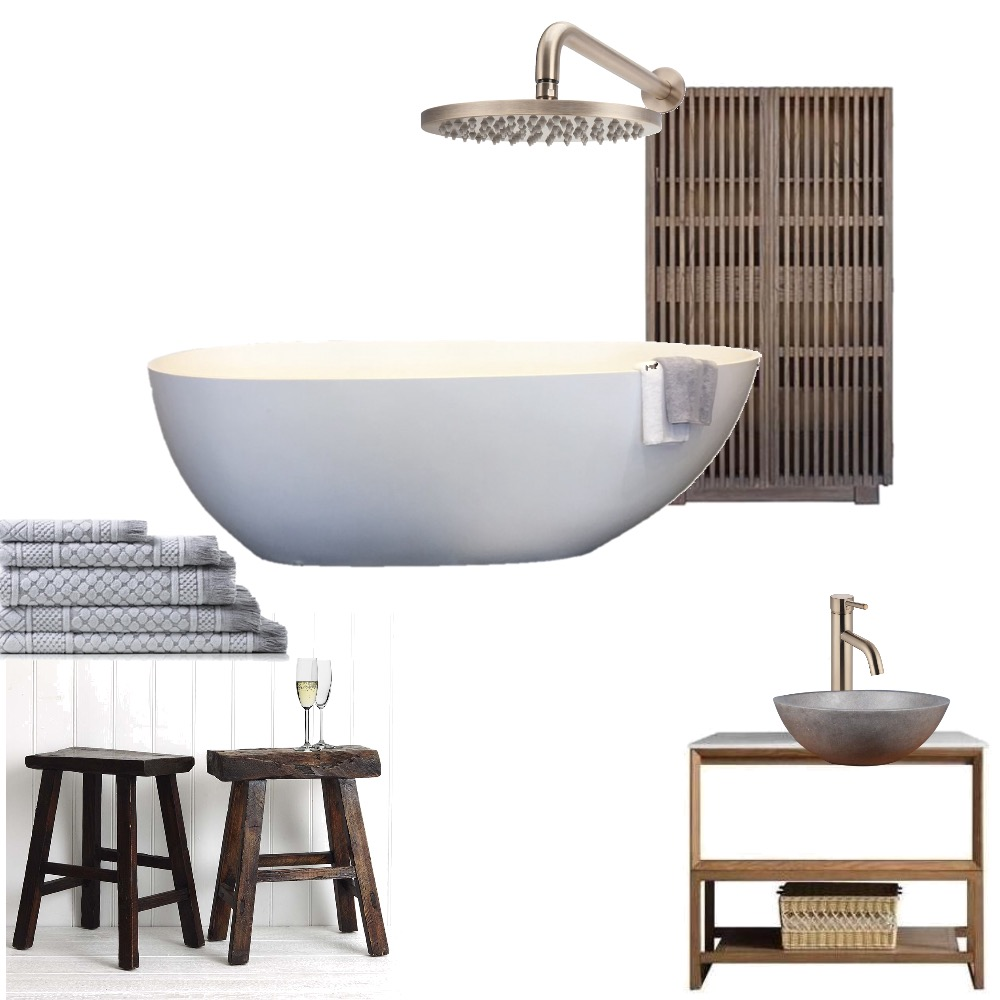 Bathroom draft Mood Board by Oleander & Finch Interiors on Style Sourcebook