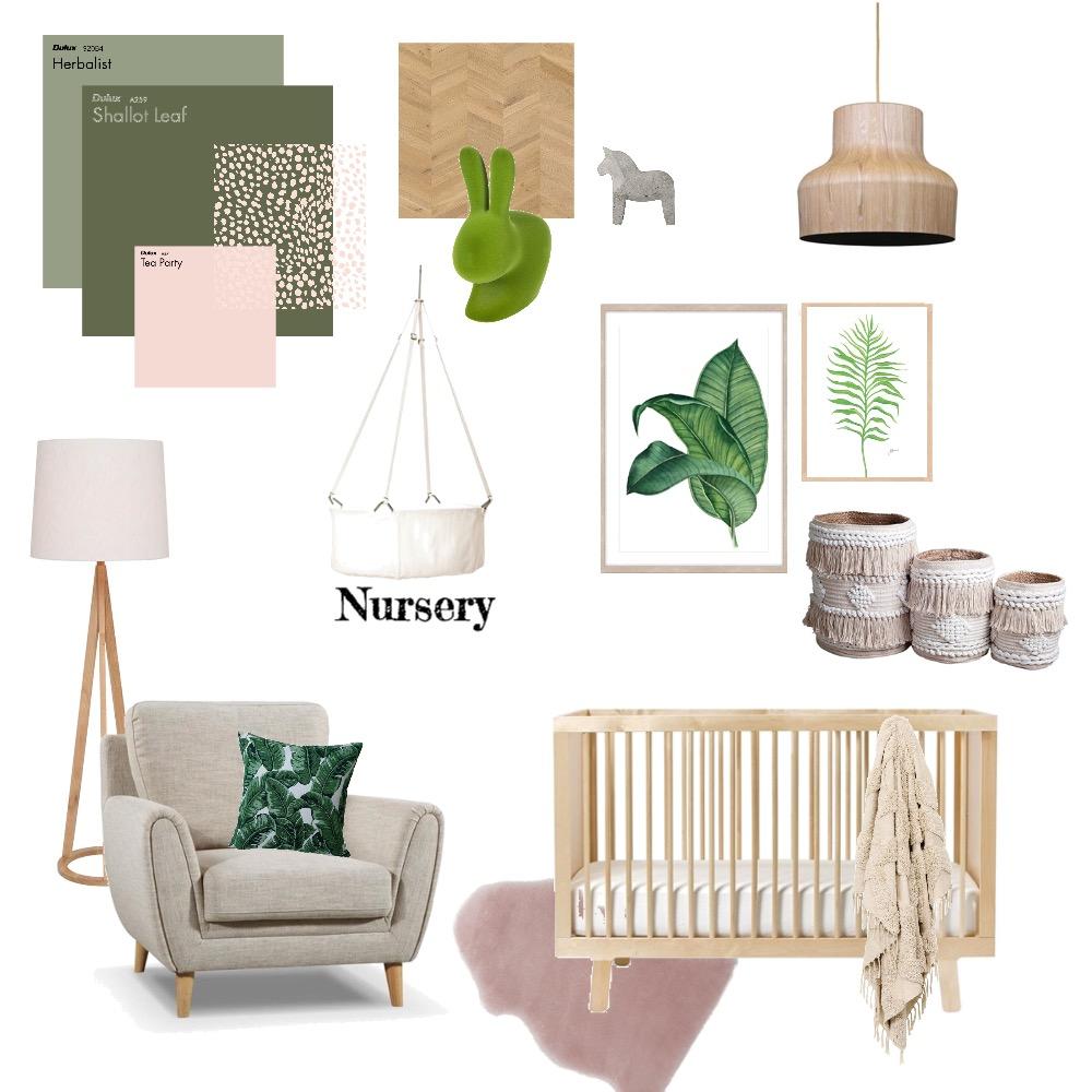 Nursery Mood Board by Melhawley on Style Sourcebook