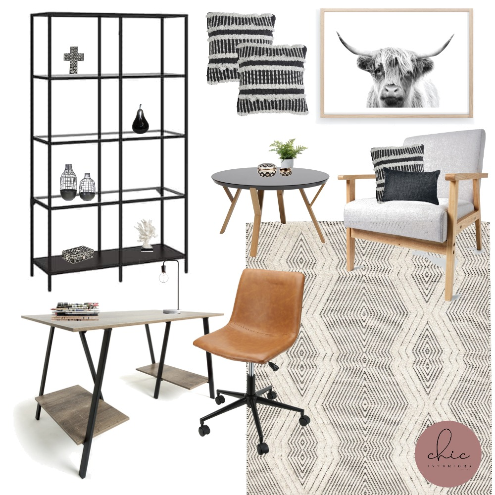 Creative Space mood Mood Board by ChicDesigns on Style Sourcebook