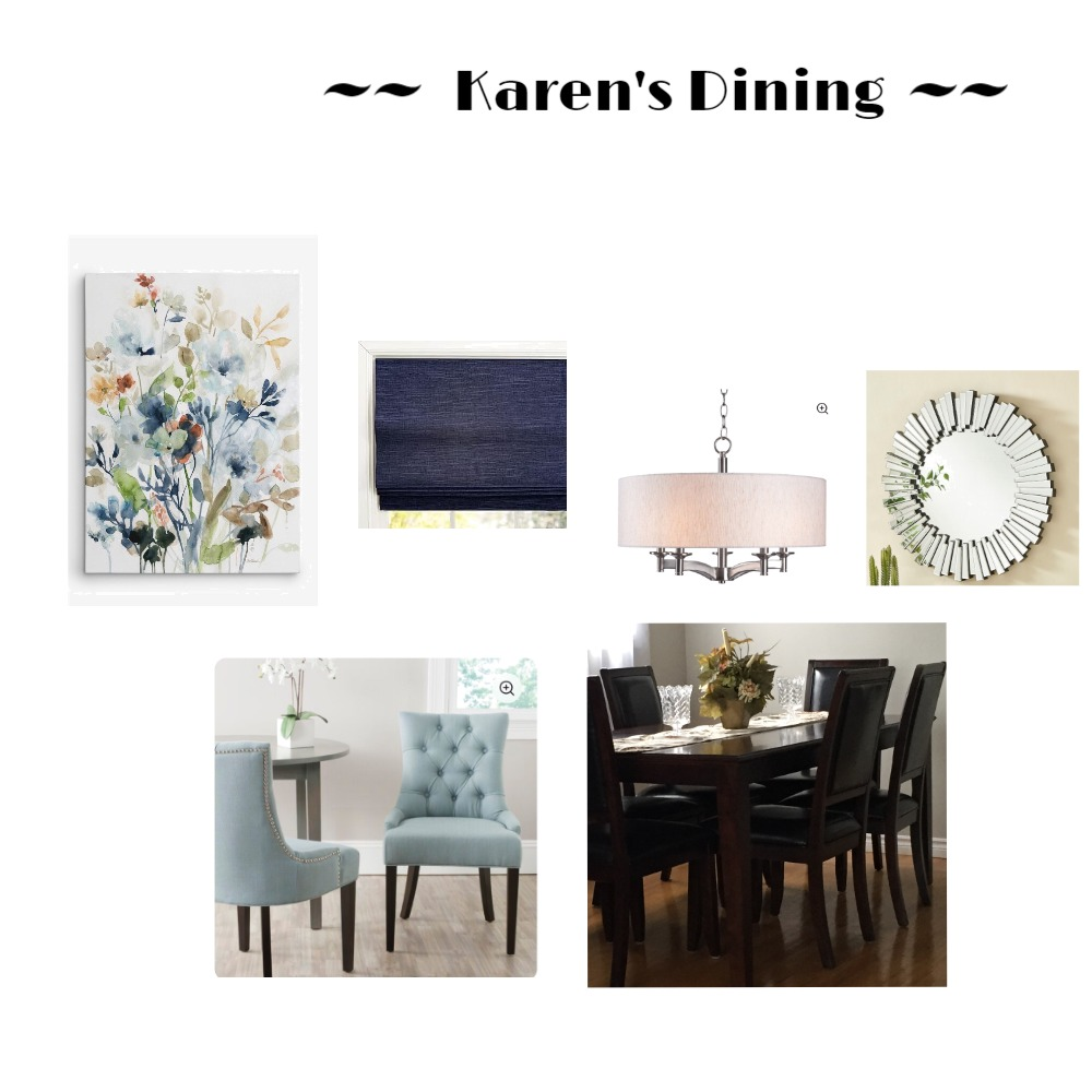 Karen's Dining Mood Board by jennis on Style Sourcebook