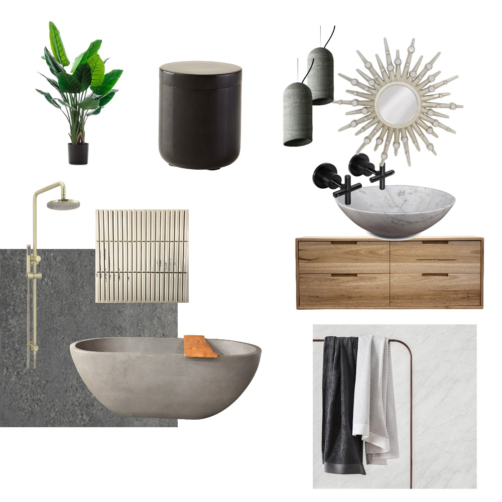 Bathroom_1 Mood Board by Kater_Katerina on Style Sourcebook