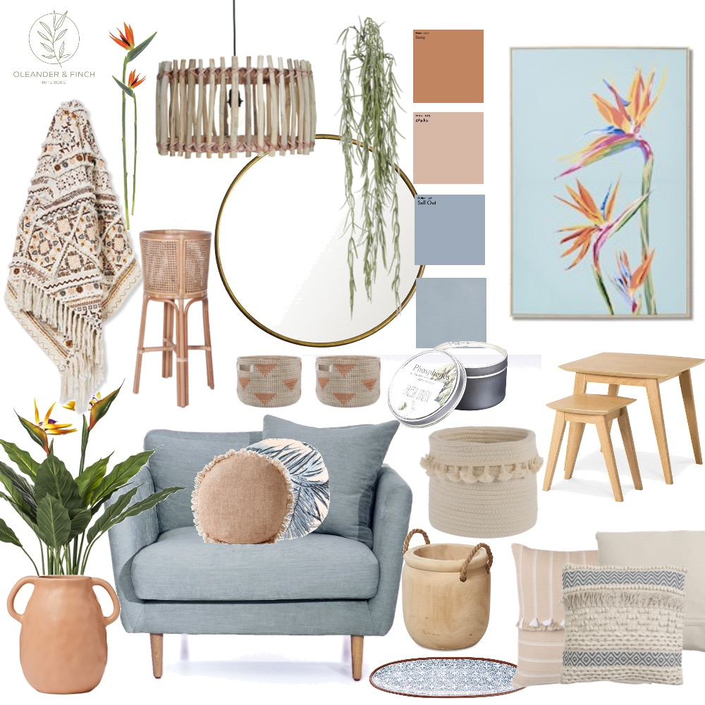 Outdoor draft Mood Board by Oleander & Finch Interiors on Style Sourcebook