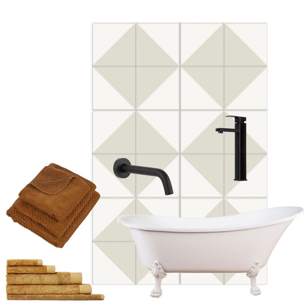 bathroom Mood Board by mrspearzy on Style Sourcebook