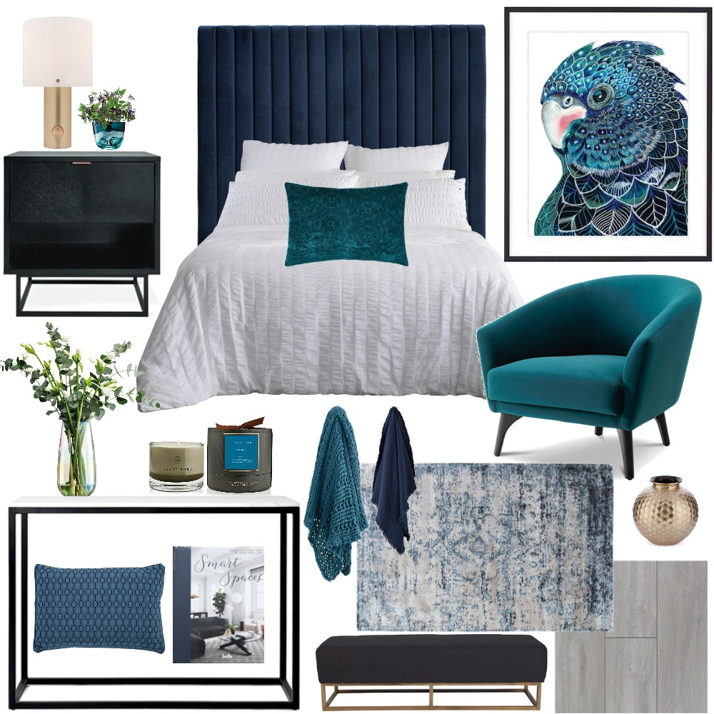 Plush Paradise Mood Board by Image Interiors and Design on Style Sourcebook