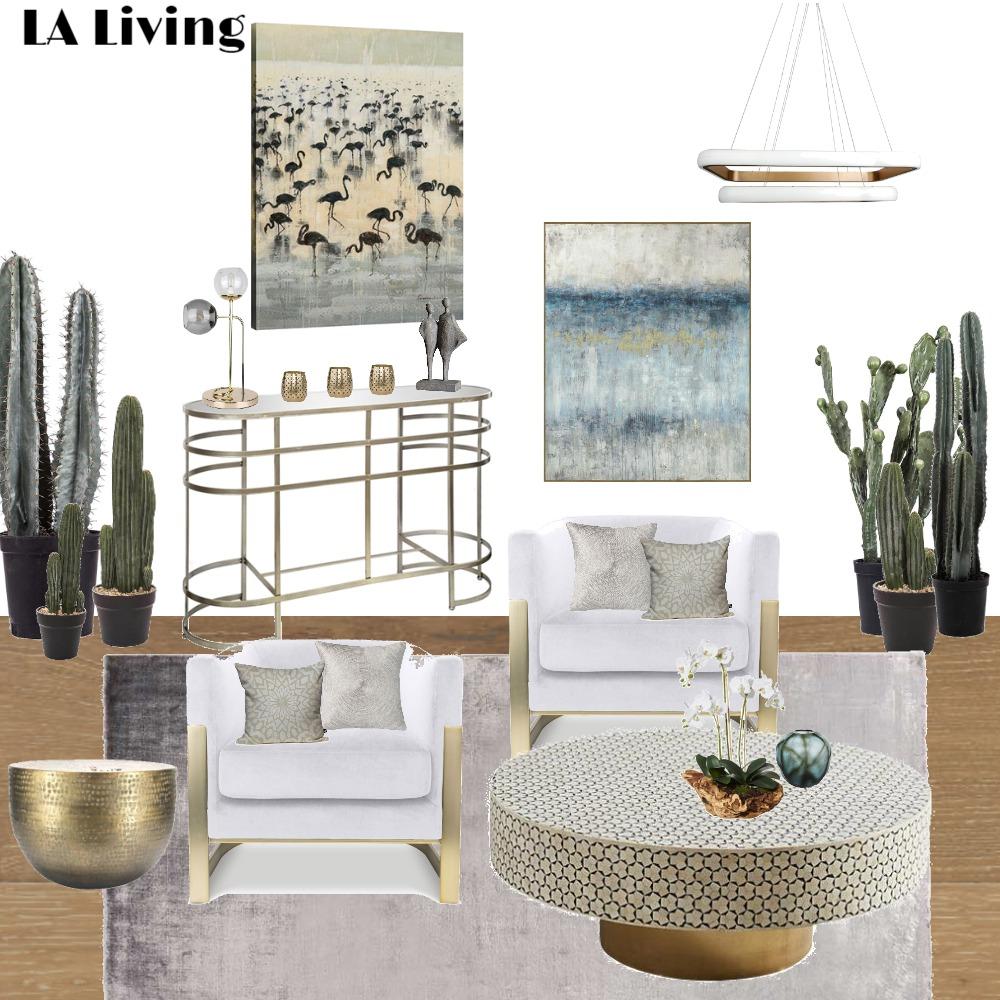LA Living Mood Board by Jo Laidlow on Style Sourcebook