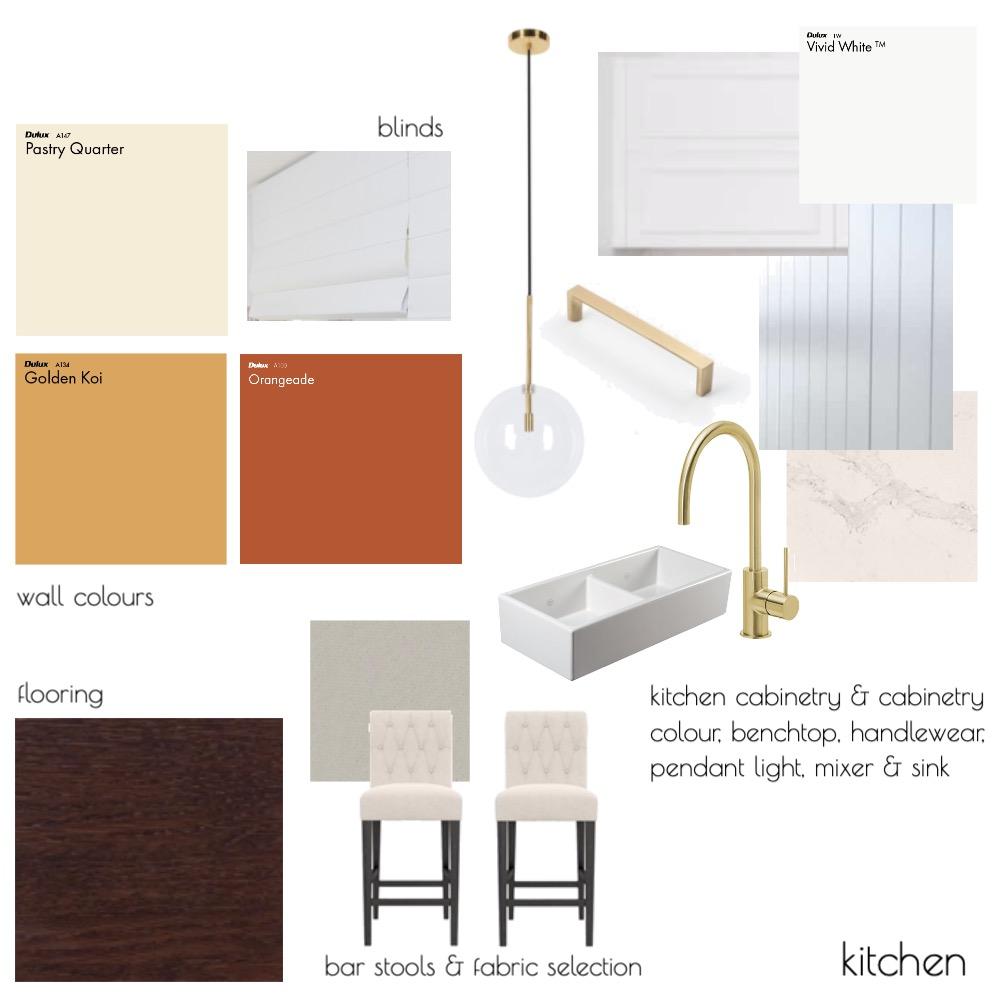 Kitchen - Module 9 Mood Board by candicedavis on Style Sourcebook