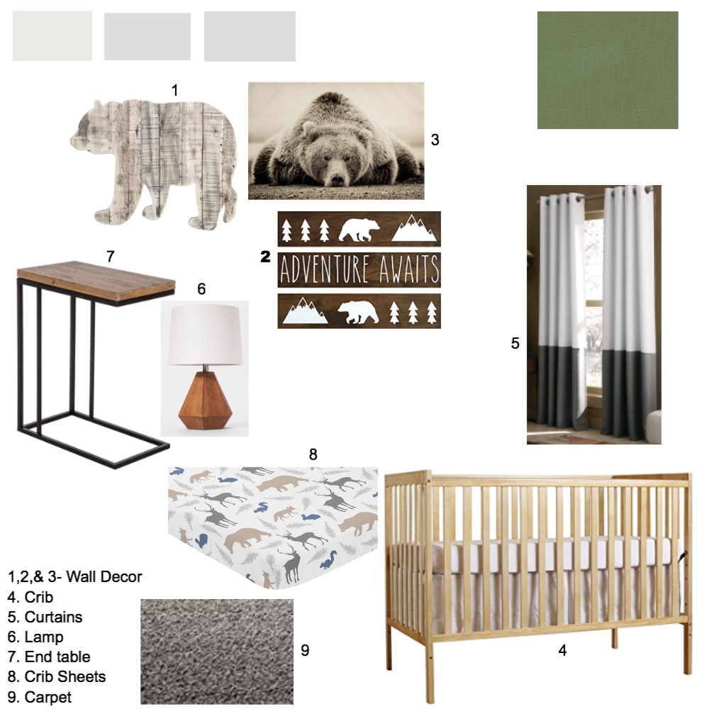 Baby Boy #3 Mood Board by Sara_Drouhard on Style Sourcebook