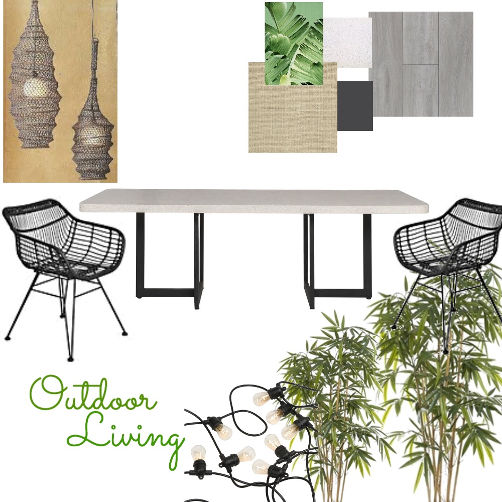 Outdoor Living Mood Board by vampinteriors on Style Sourcebook