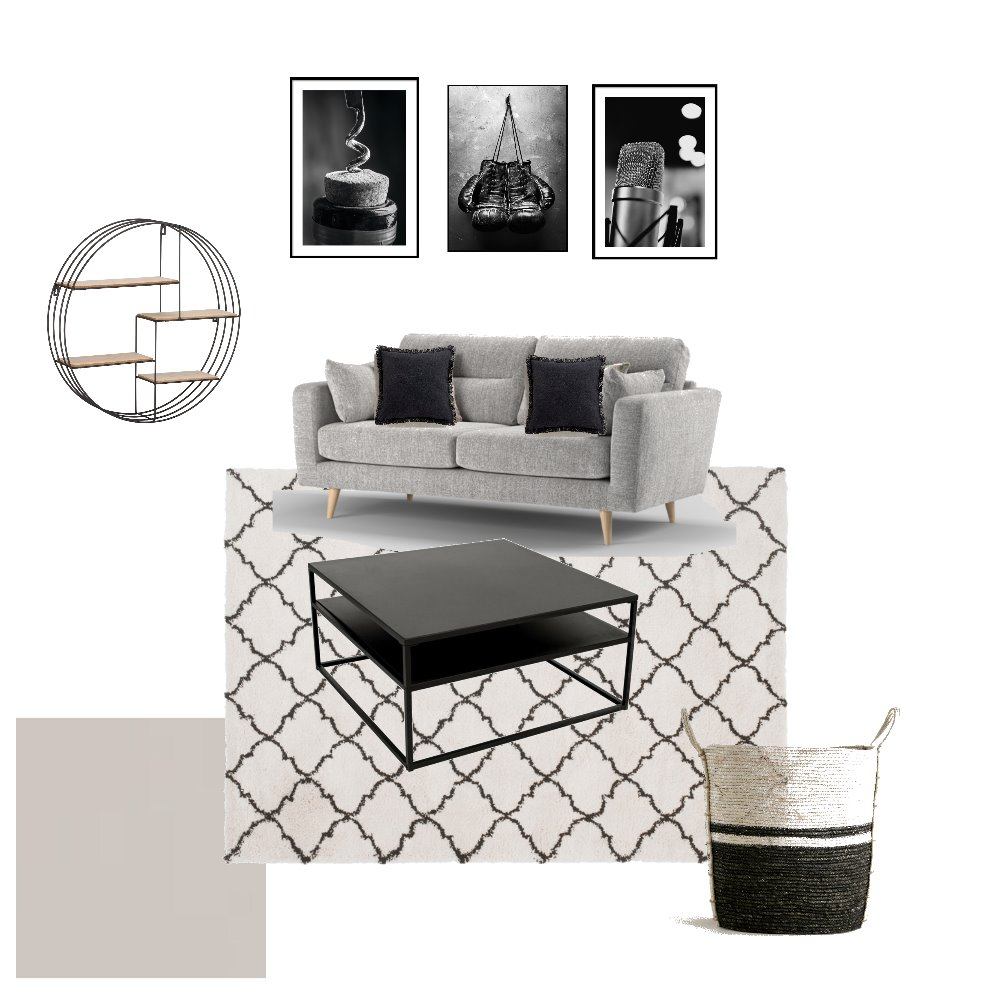 Daz Lounge Mood Board by Lucy12 on Style Sourcebook