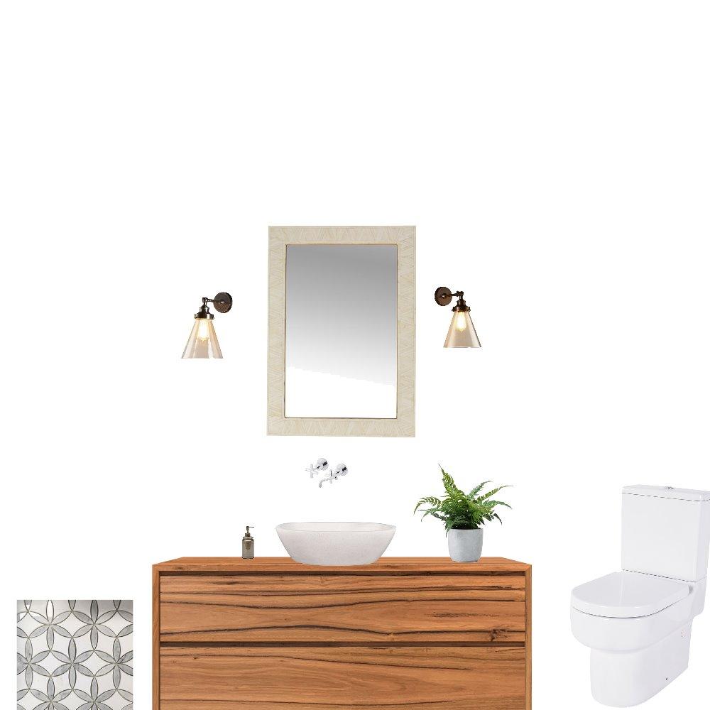 Bathroom Mood Board by Ingrid on Style Sourcebook