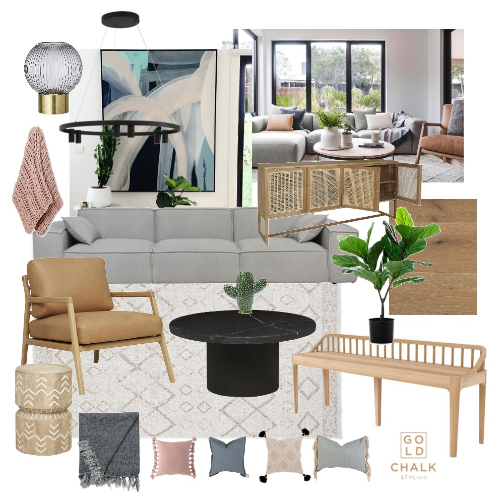 Heidelberg new build Mood Board by Gold Chalk Interior Styling on Style Sourcebook