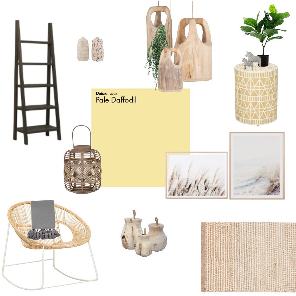 yellow theme Mood Board by stylebeginnings on Style Sourcebook