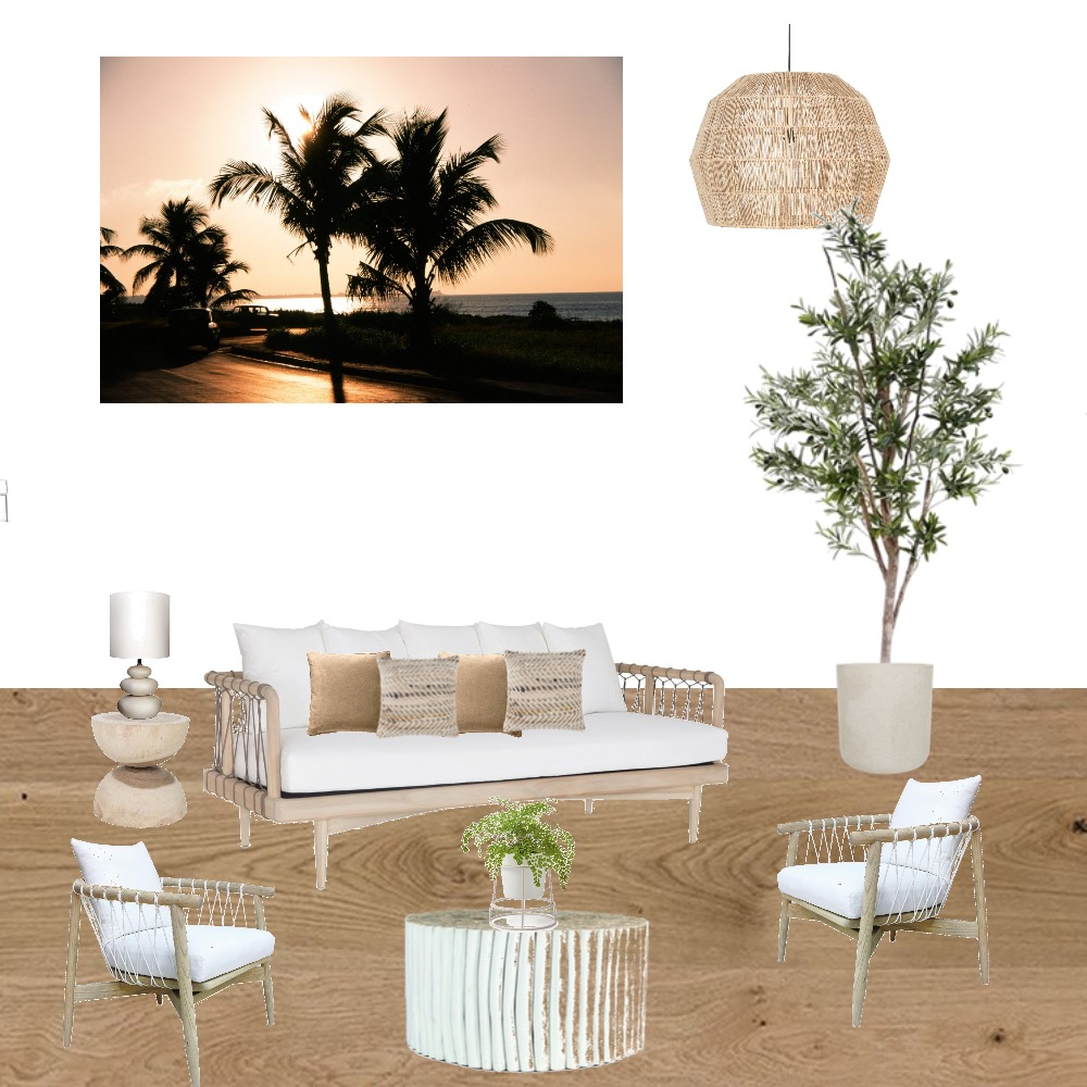 Coastal Mood Board by Simplestyling on Style Sourcebook