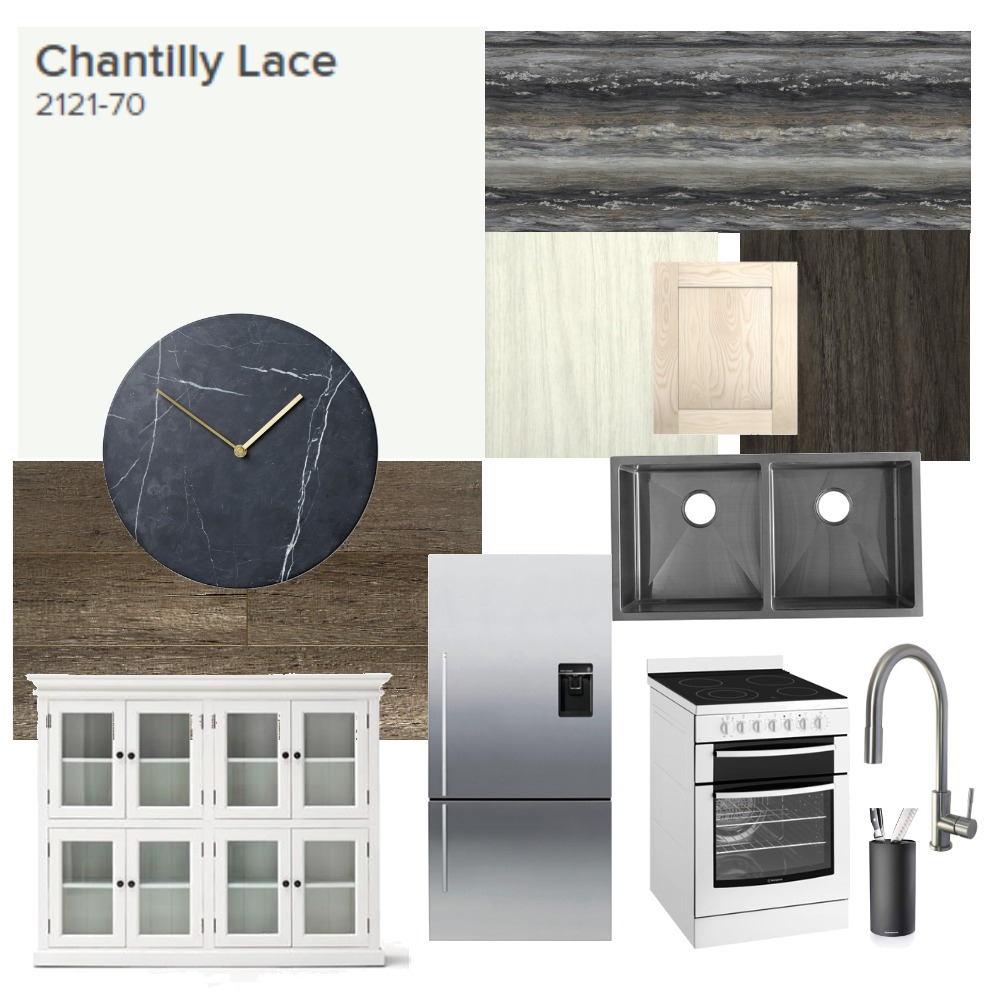 Kitchen Interior Design Mood Board by BriannaSavarino on Style Sourcebook