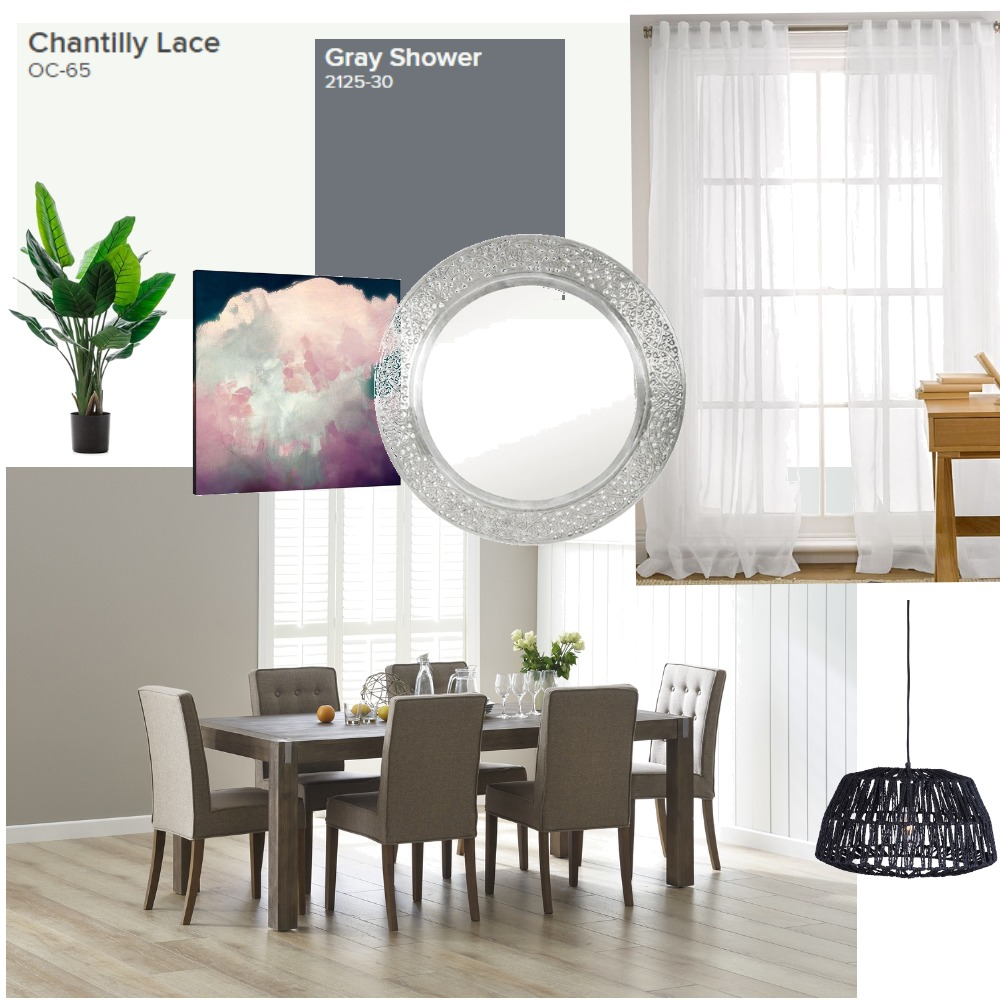 Dining Room Mood Board by BriannaSavarino on Style Sourcebook