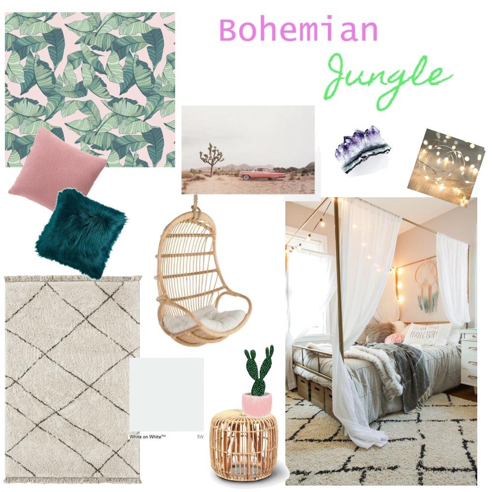 Tween Room Mood Board by BelWolland on Style Sourcebook