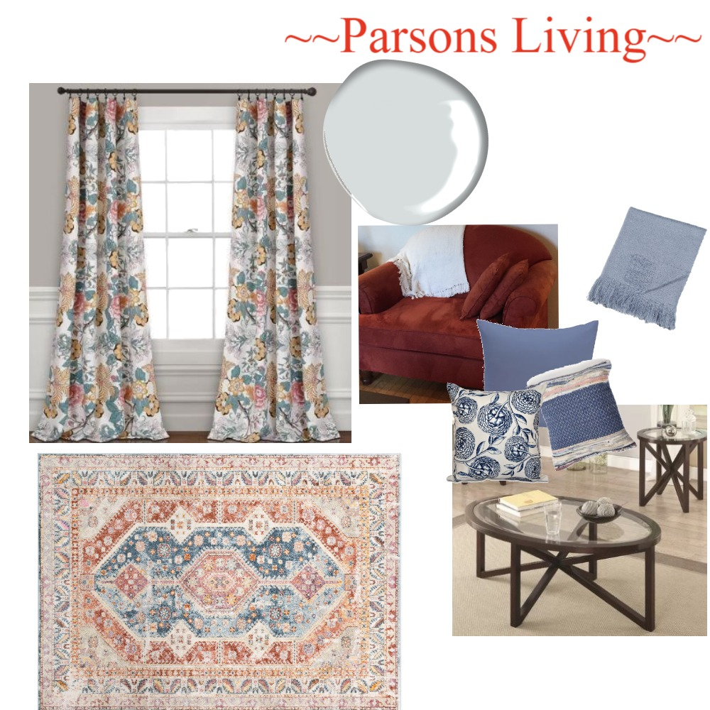 Parsons Living Mood Board by jennis on Style Sourcebook