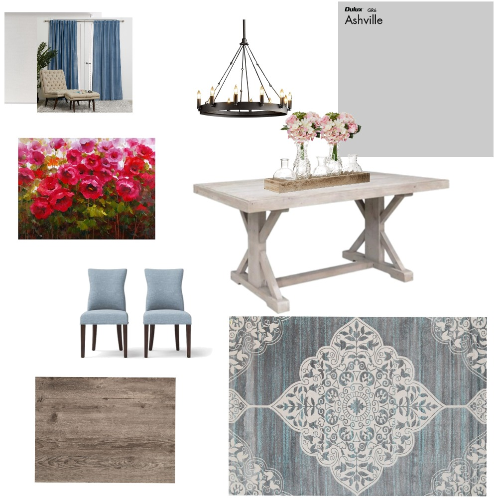 Dining Room Mood Board by Tammy on Style Sourcebook