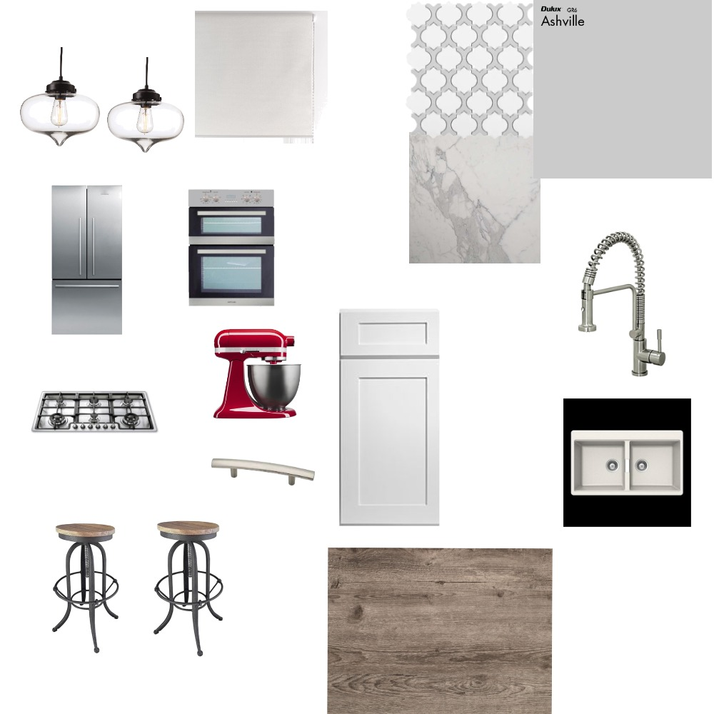 Kitchen Mood Board by Tammy on Style Sourcebook