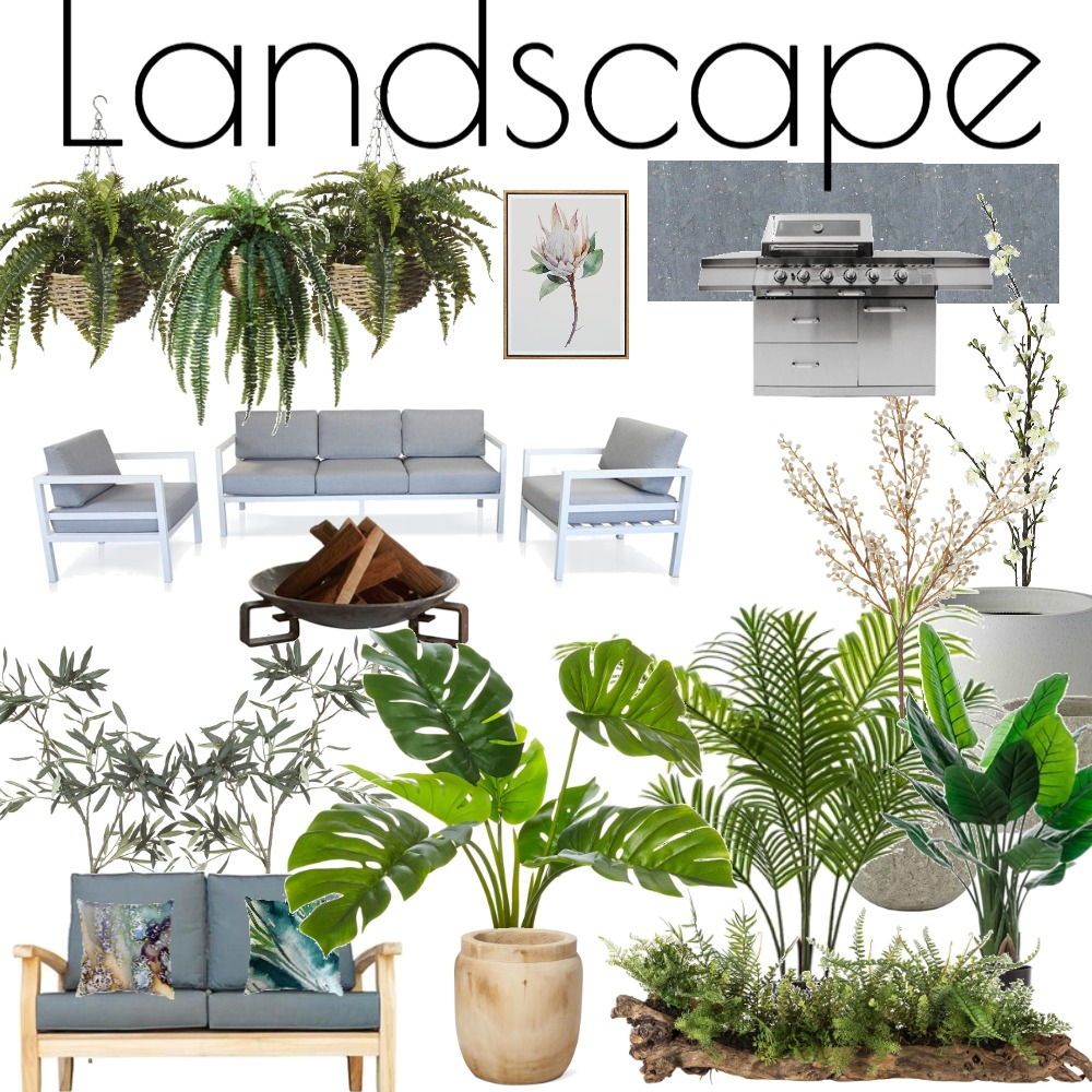 Landscape Mood Board by Bec_Waters on Style Sourcebook