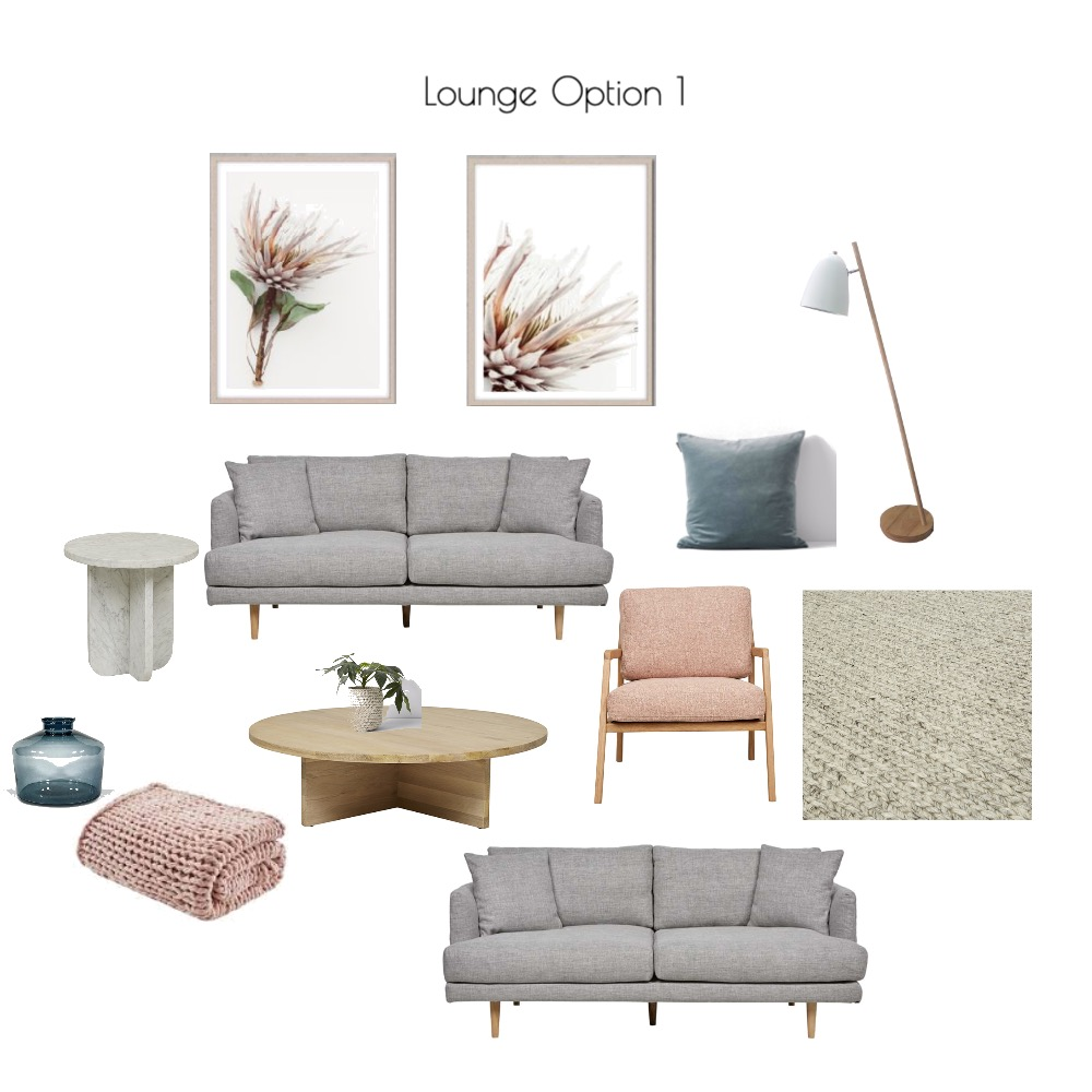 Templestowe Lounge Option 1 Mood Board by helenjaman on Style Sourcebook