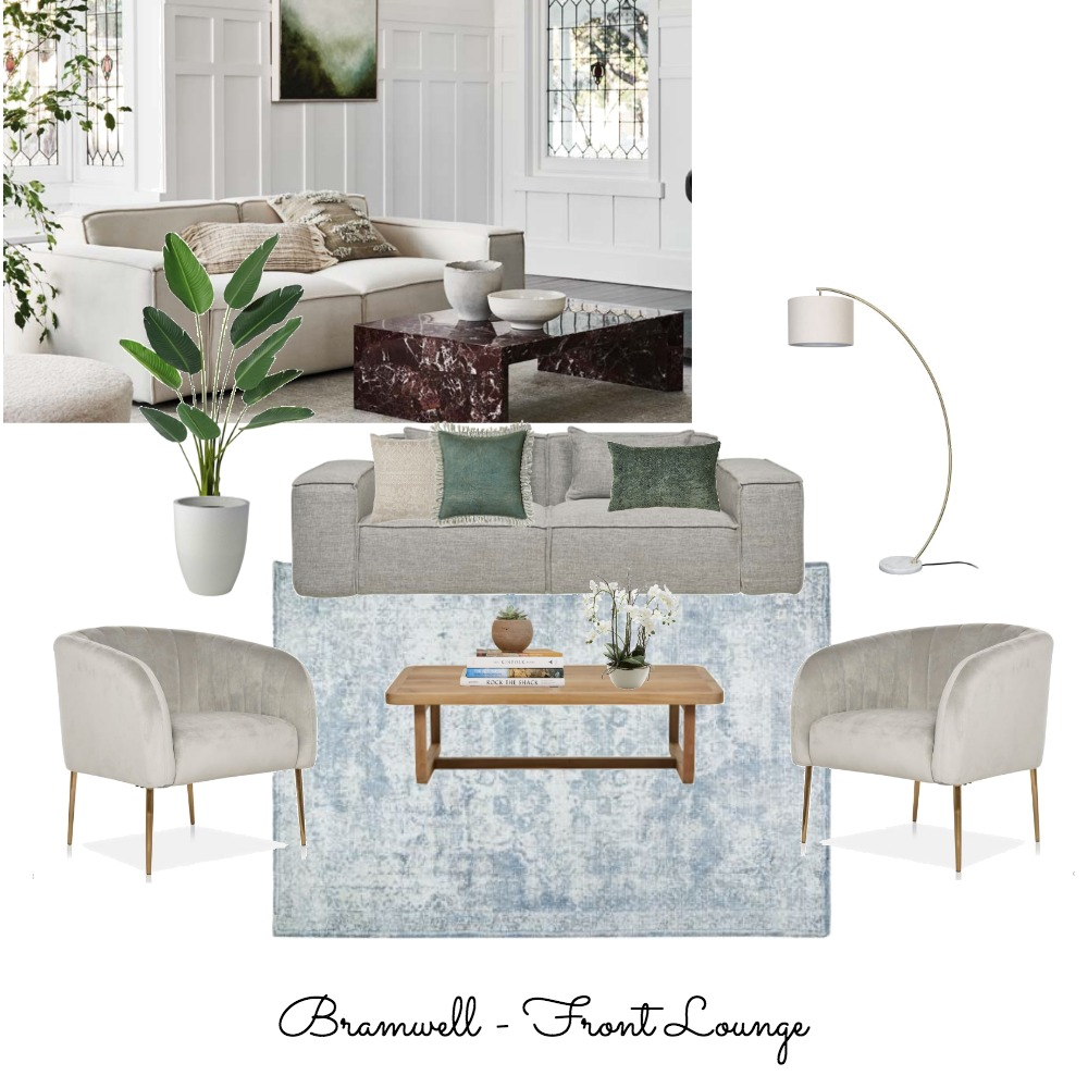 Rosa - Front lounge Mood Board by OliviaW on Style Sourcebook