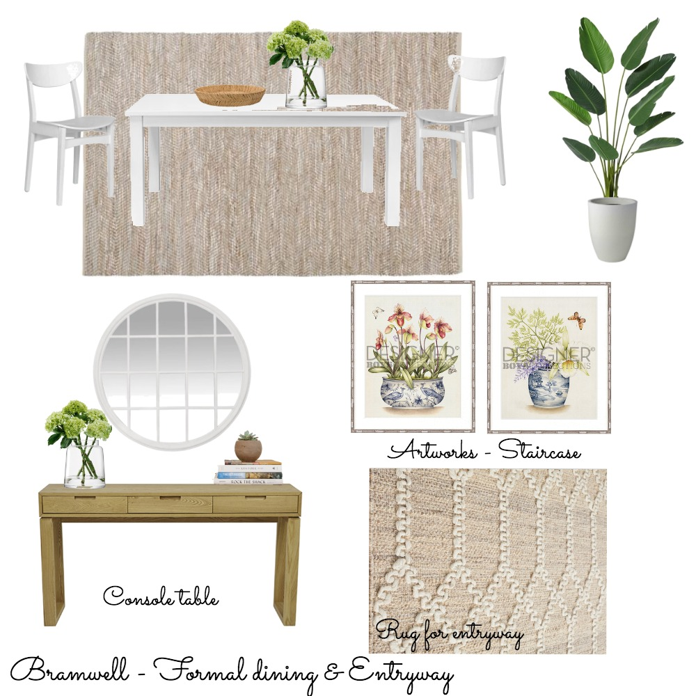 Rosa - formal dining Mood Board by OliviaW on Style Sourcebook