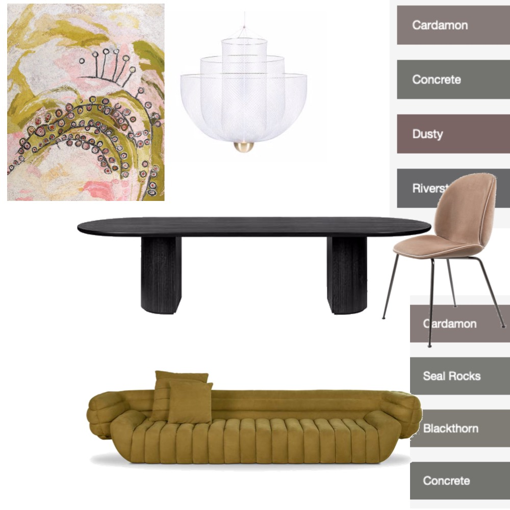 Dining Room 1 Mood Board by EVELYN on Style Sourcebook