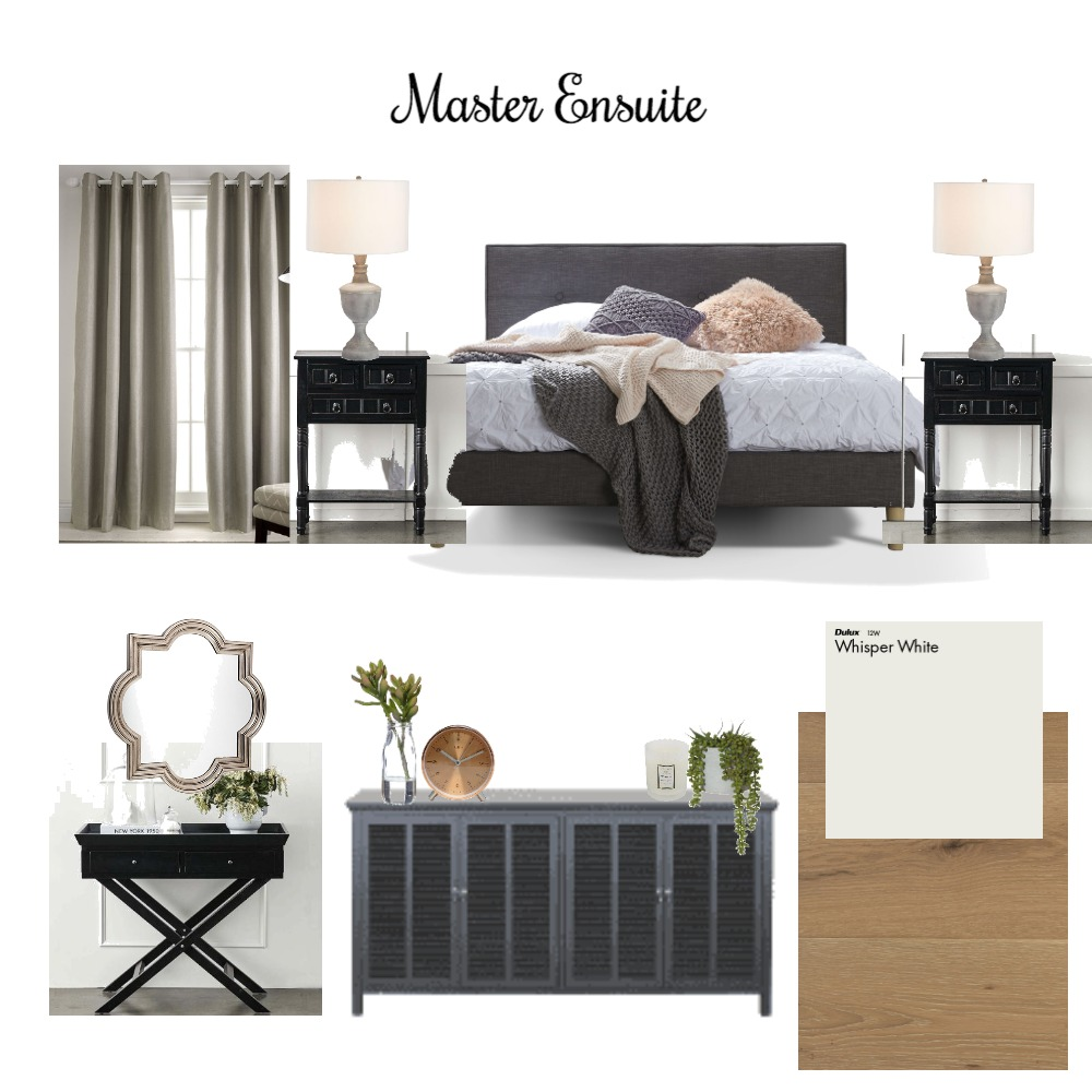 Calder St Master Ensuite Mood Board by Sophiaha on Style Sourcebook