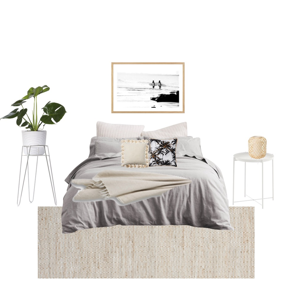 Coastal Bedroom Mood Board by salt.sage.stone on Style Sourcebook