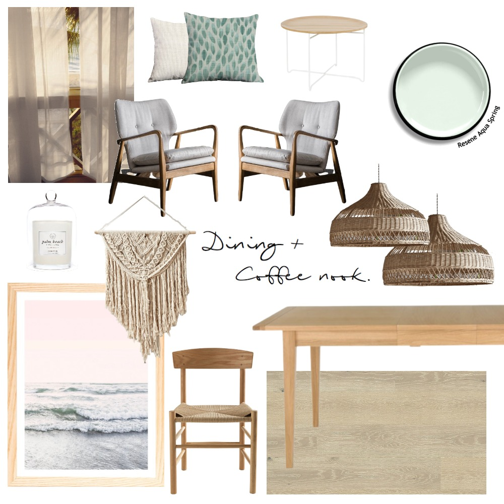 M9. Dining. Mood Board by emmapontifex on Style Sourcebook
