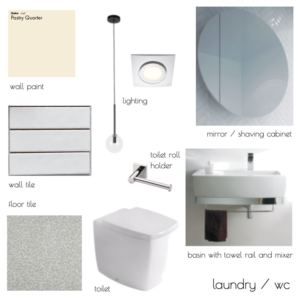 Laundry - Module 9 Mood Board by candicedavis on Style Sourcebook