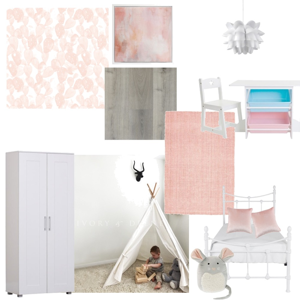 children's room Mood Board by Holi Home on Style Sourcebook