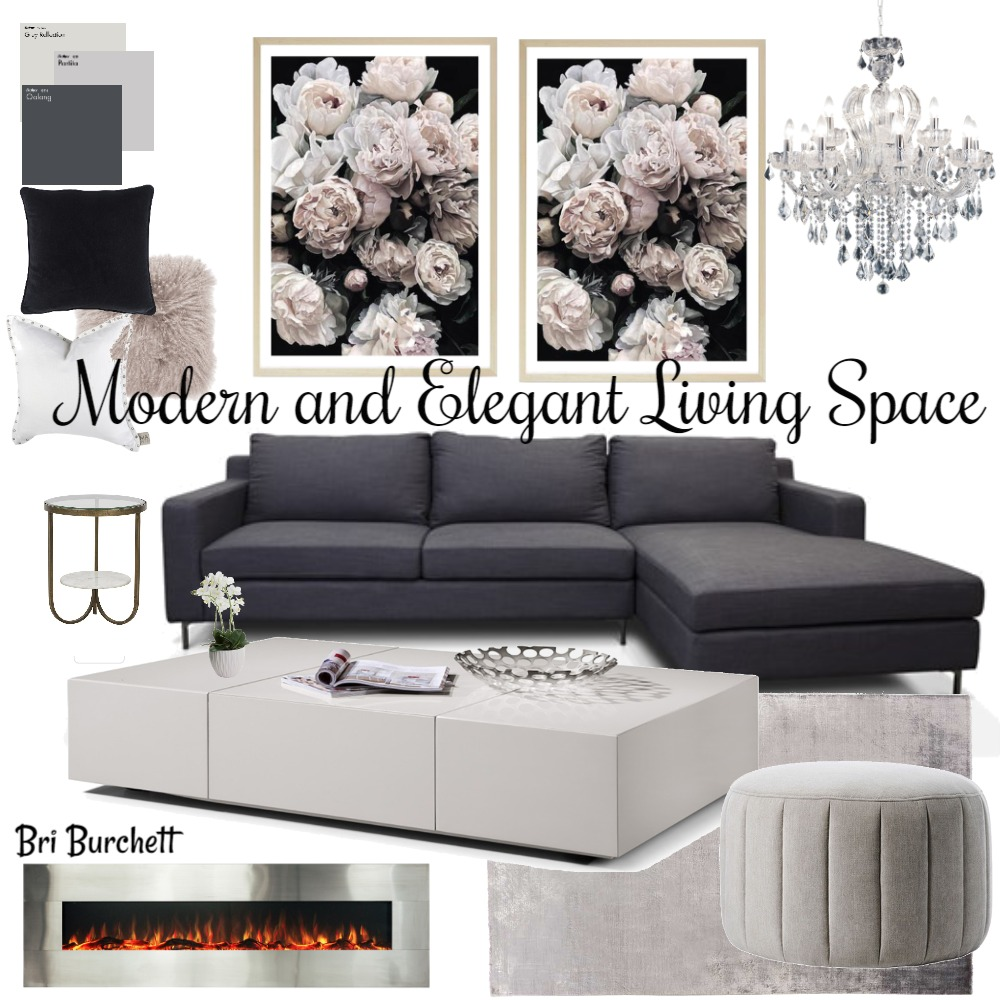Living space Mood Board by Bri on Style Sourcebook