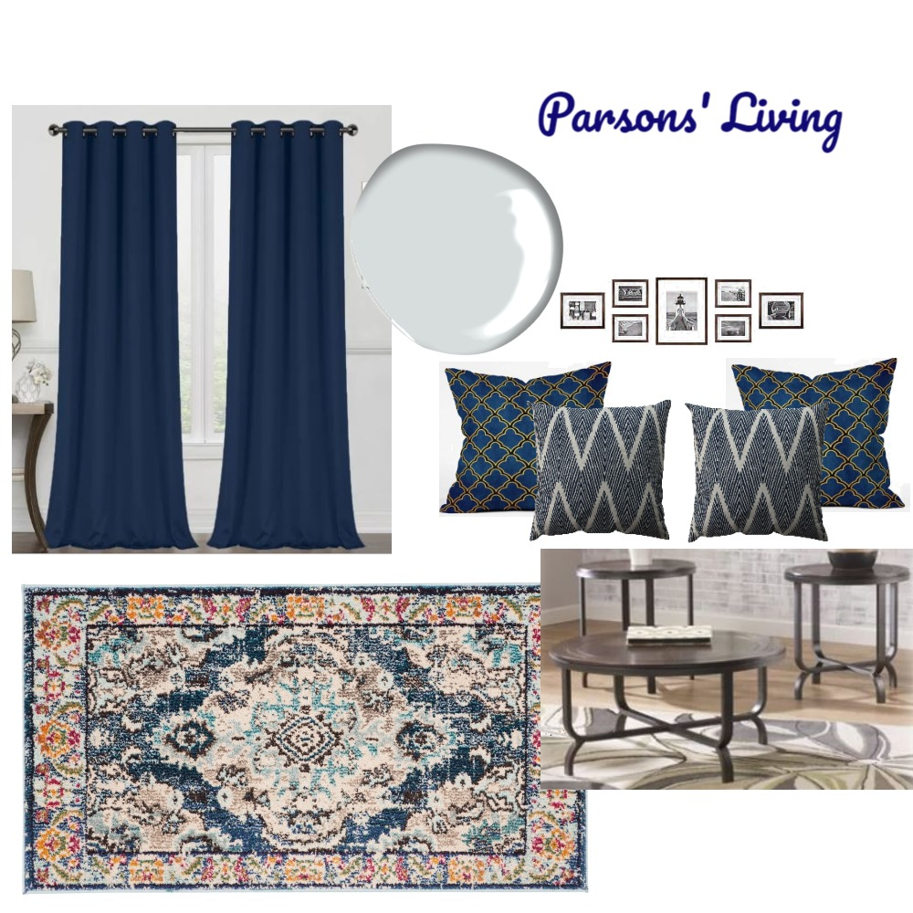 Parsons Living 2 Mood Board by jennis on Style Sourcebook